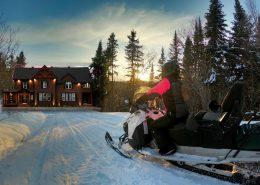 Motoneige Forfait hiver